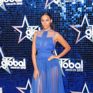 Rochelle Humes can't reunite with Saturdays