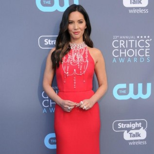 Olivia Munn is 'defensive' over her dogs