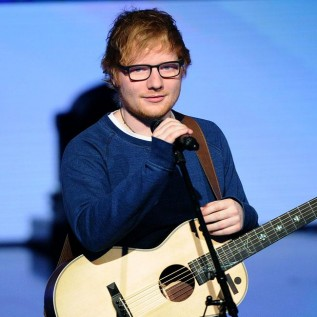Ed Sheeran to peak into his 40s