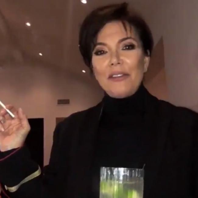 Kris Jenner delivers heartfelt Kourtney Kardashian birthday speech