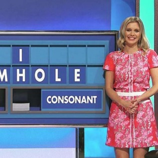 Rachel Riley left red-faced by boyfriend's cheeky suggestion