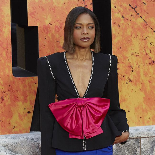 Naomie Harris loves differing role in Rampage