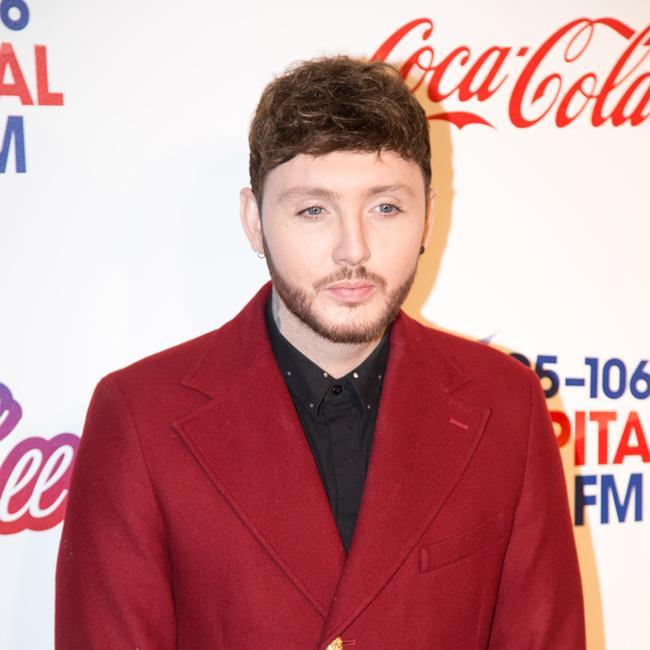 James Arthur set to feature on Marshmello's next single