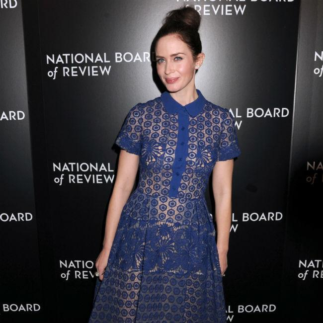 Emily Blunt was intimidated by Mary Poppins role