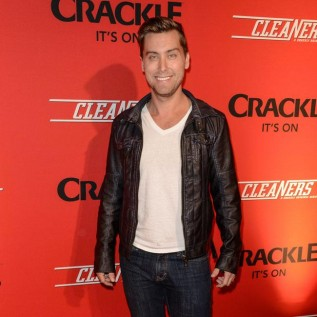 Lance Bass started surrogate 'process'