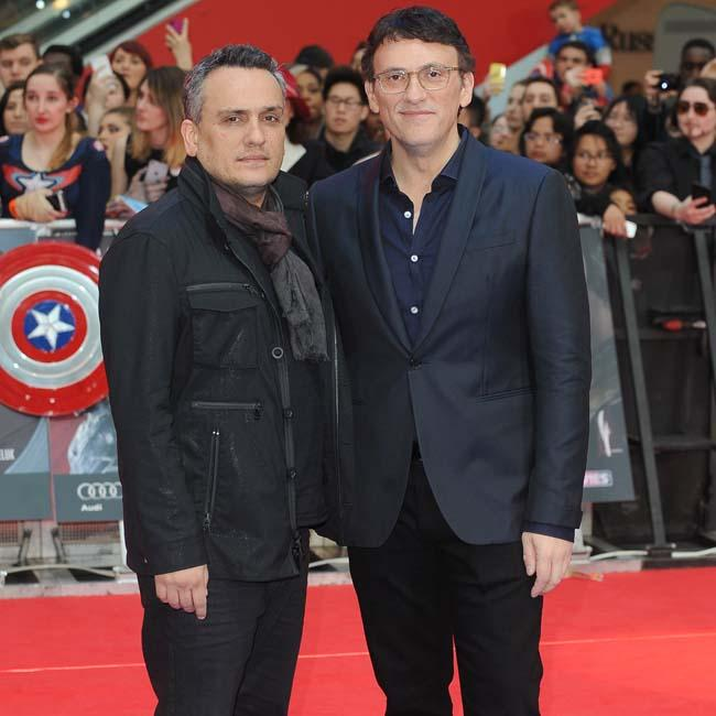 Anthony and Joe Russo 'pinched' themselves on Avengers set