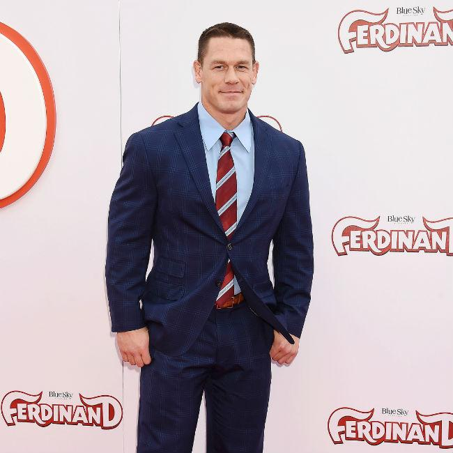 John Cena isn't worried about looking like an idiot