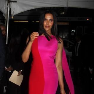 Padma Lakshmi's bold outfit