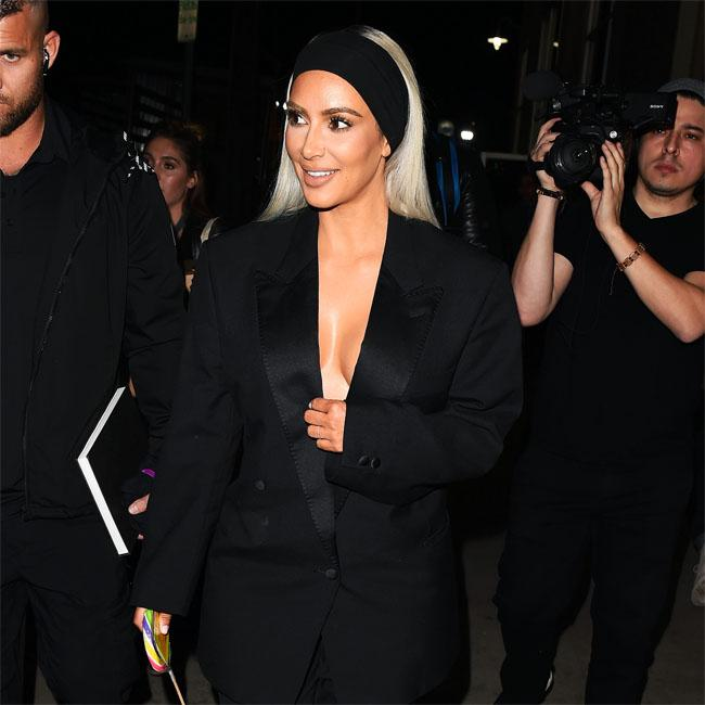 Kim Kardashian West set to launch her own intimates and shapewear line