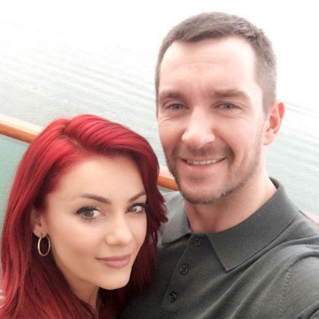Strictly Come Dancing's Dianne Buswell to be partnered with boyfriend Anthony Quinlan for show
