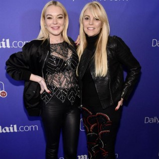 Lindsay Lohan's mother has lost her battle to save family home