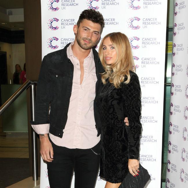 Jake Quickenden splits from fiancee