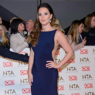 Danielle Lloyd has laser treatment to cure incontinence