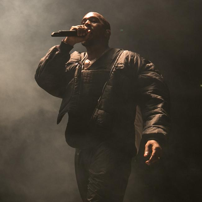 Kanye West teases possible tracklist for new albums