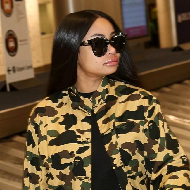 Blac Chyna not pregnant, according to friends