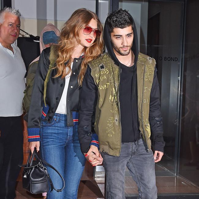 Zayn Malik back with Gigi Hadid