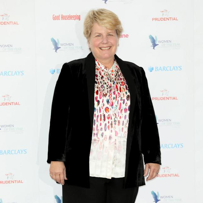 Sandi Toksvig's 'naughty' Bake Off family