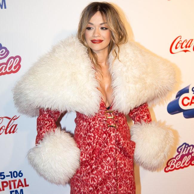 Rita Ora reveals her Spice Girls inspiration