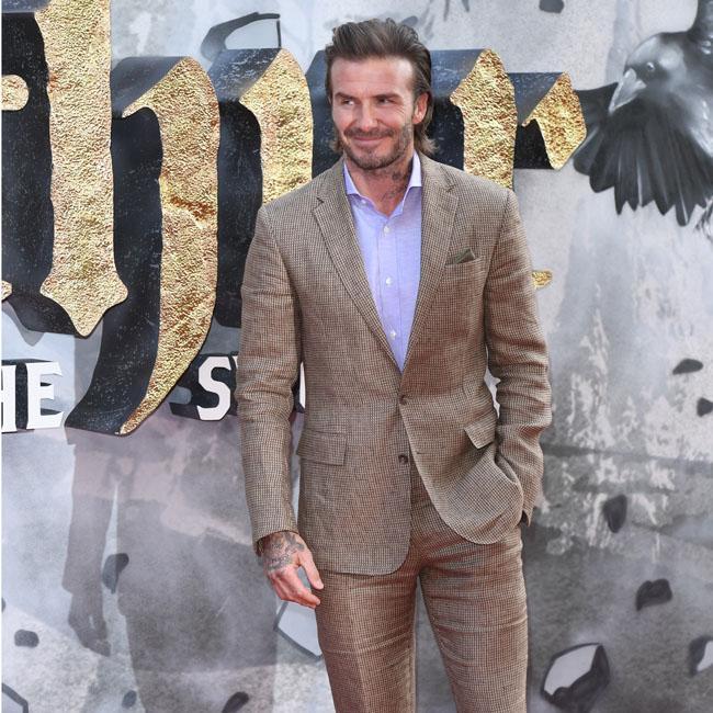 David Beckham 'heartbroken' his sons don't play soccer