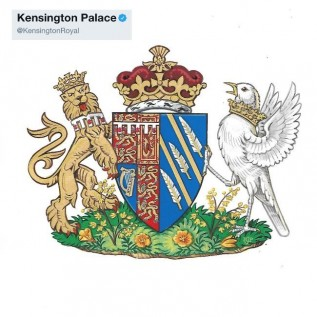 Duchess Meghan gets Coat of Arms