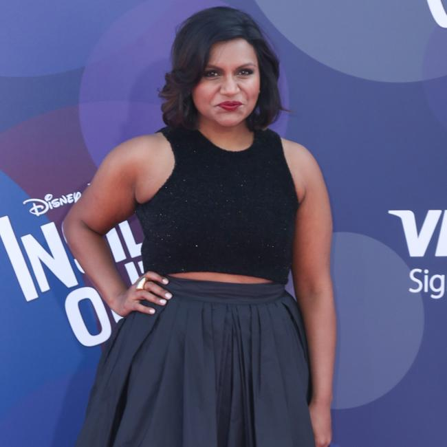 Mindy Kaling 'super sentimental' since welcoming her little girl