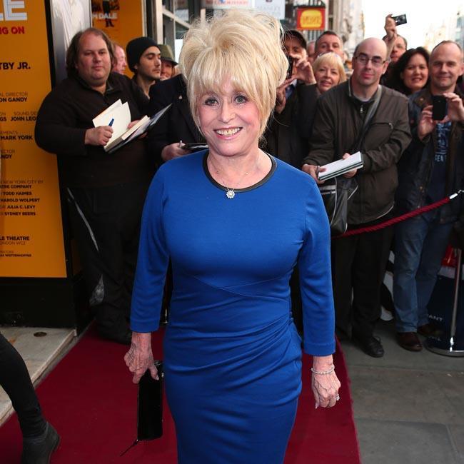 Barbara Windsor has 'good and bad days'