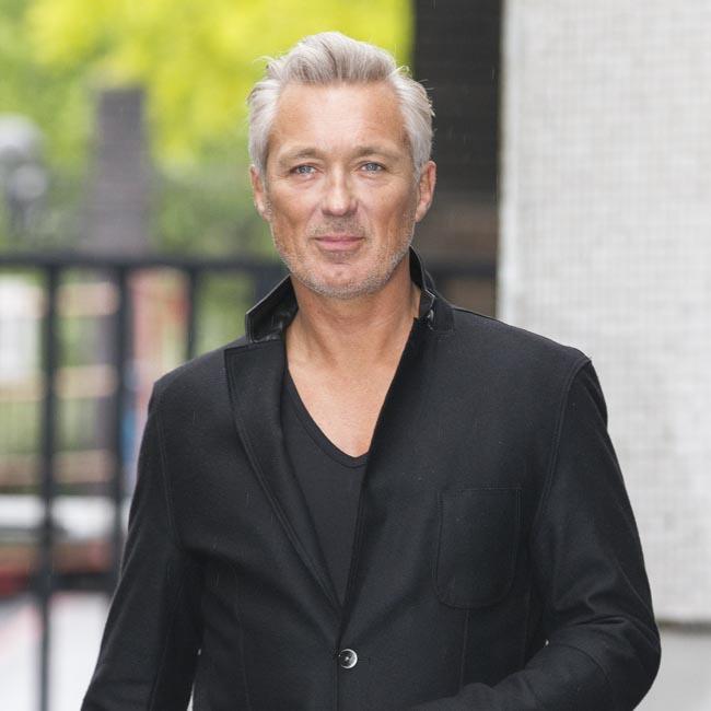Martin Kemp joins Celebrity Island