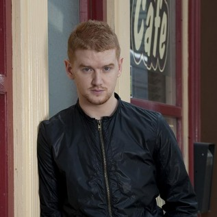 Mikey North thinks Corrie will revisit PTSD storyline