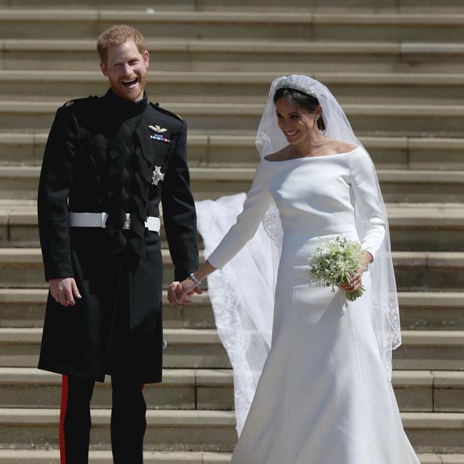 Katy Perry slams Meghan Markle's wedding dress