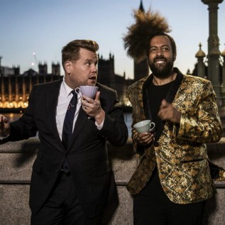 Late Late Show with James Corden to return to London