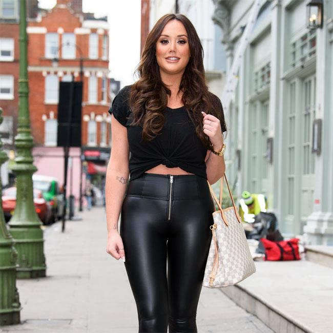 Charlotte Crosby: I live in fear of death