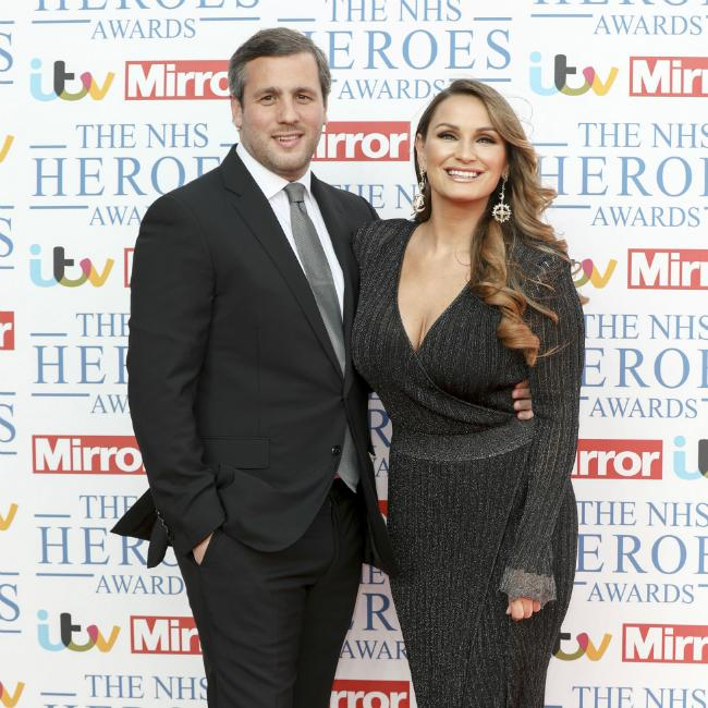 Sam Faiers' boyfriend still kisses mum on lips