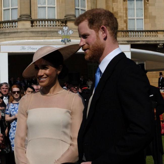 Duke and Duchess of Sussex make first public appearance