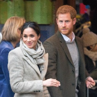 Prince Harry and Meghan Markle to become Duke and Duchess of Sussex