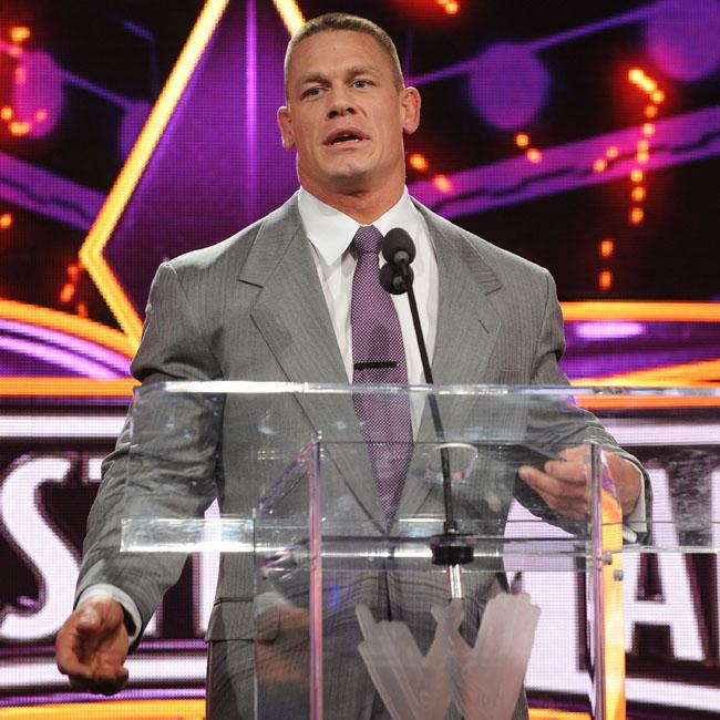 John Cena has no regrets over public love confession