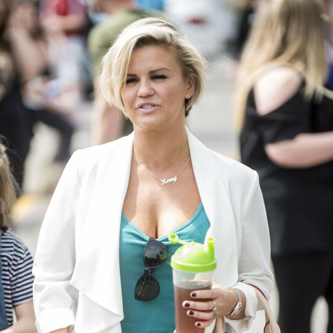 Kerry Katona doesn't want to date