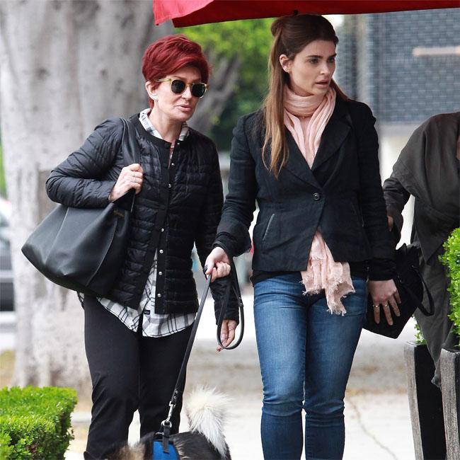 Sharon Osbourne regrets letting her oldest daughter leave home at 16