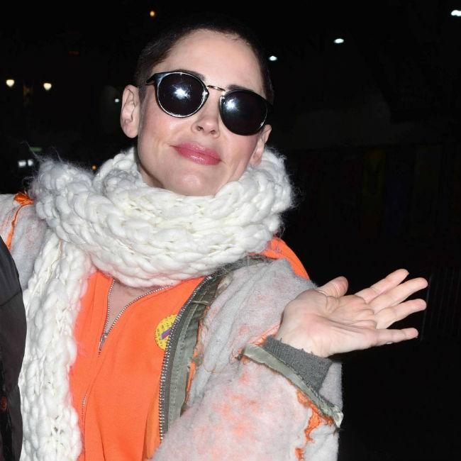Rose McGowan indicted in cocaine possession case