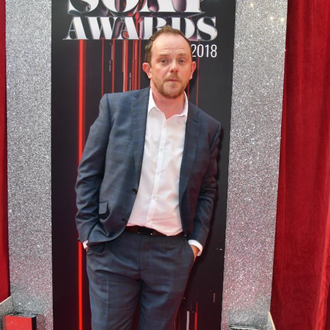 Liam Fox 'upset' about Emmerdale Dan's dad dilemma