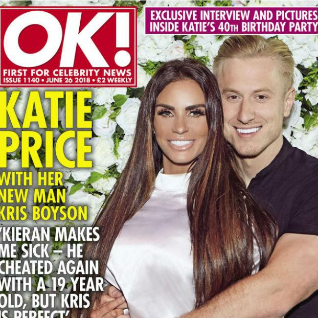 Katie Price not ready for husband number four