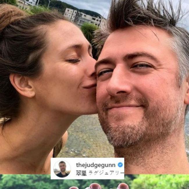 Sean Gunn is engaged