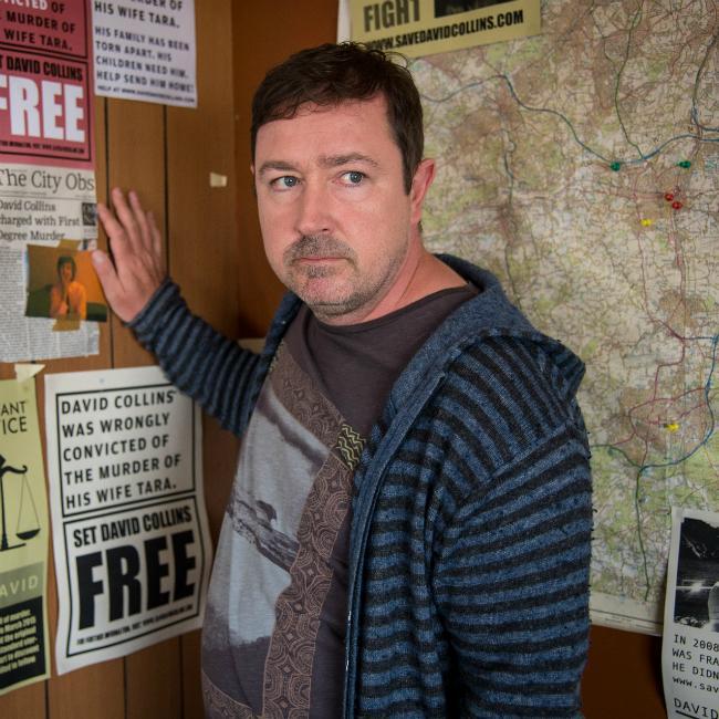 Daniel Ryan wants Corrie killer role