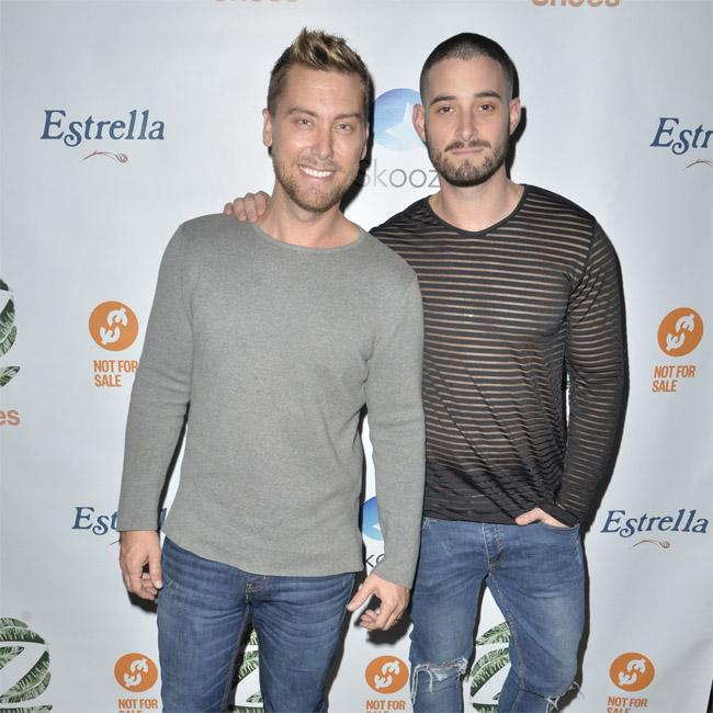 Lance Bass wants surrogate to always be part of his life