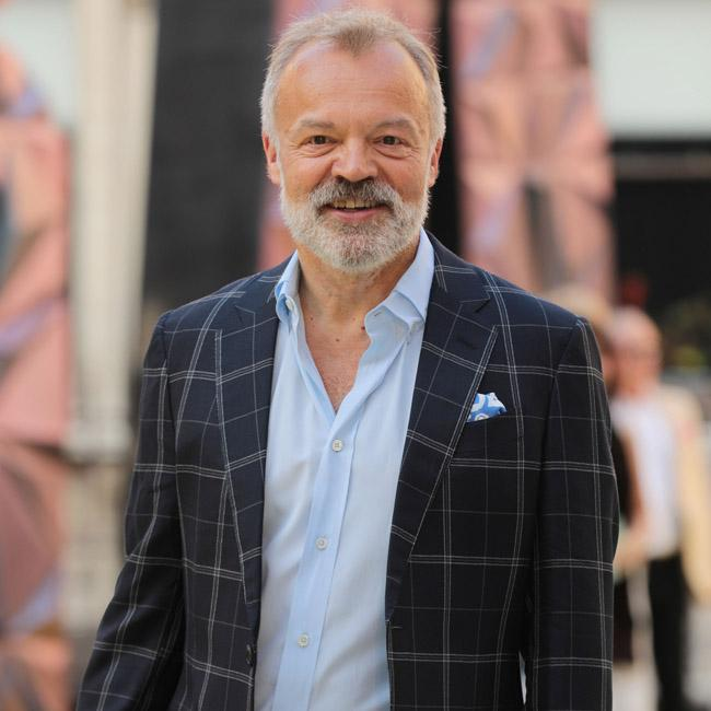 Graham Norton doesn't user Grindr because of BBC role