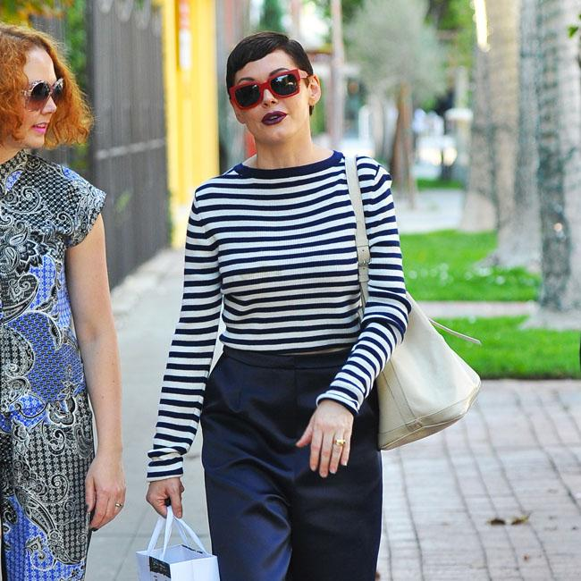 Rose McGowan's trial date set