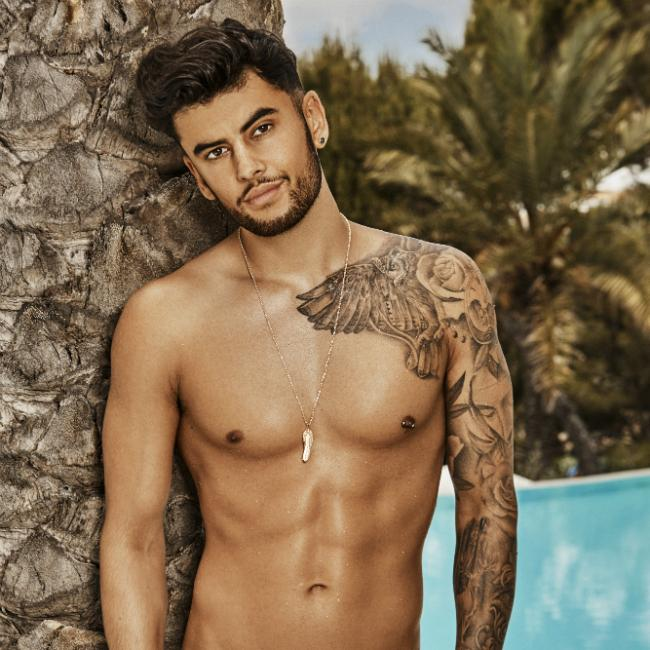 Niall Aslam quit Love Island due to 'health reasons'