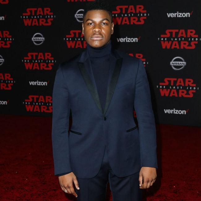 John Boyega calls for Star Wars fans to back off