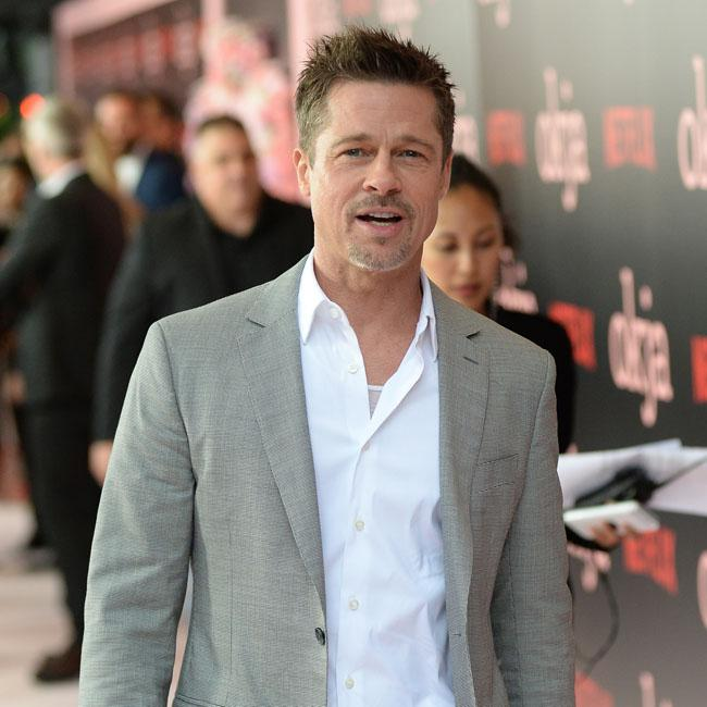 Brad Pitt is a 'better version of his old self'