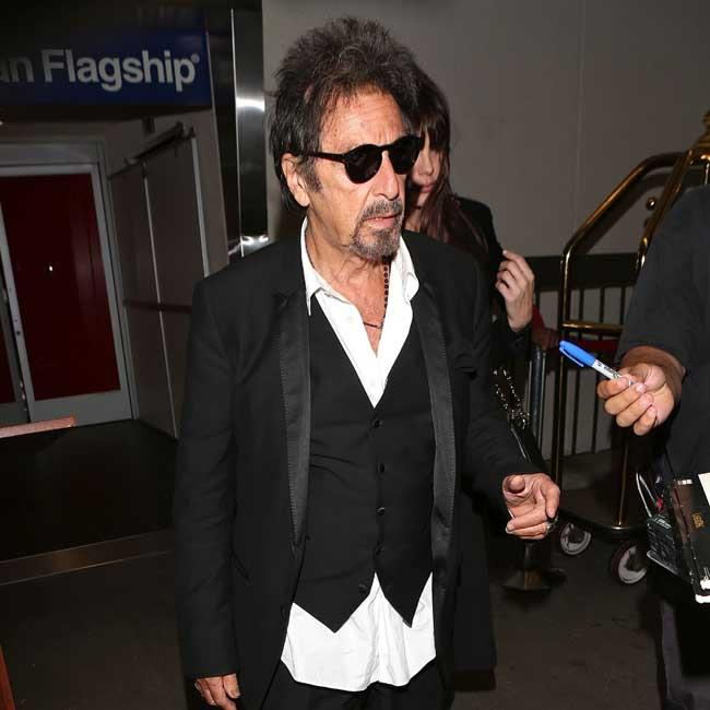 Al Pacino signs up to Once Upon a Time in Hollywood