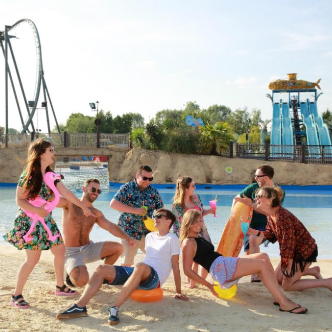 Thorpe Park to create Love Island experience